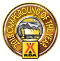 2018 Campground of the Year Award