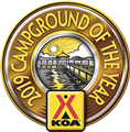 2019 Campground of the Year Award