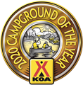2020 Campground of the Year Award