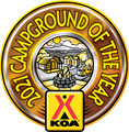 2021 Campground of the Year Award