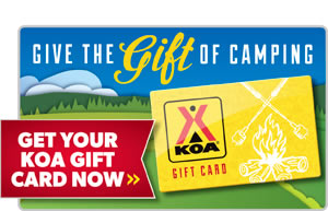 Give the Gift of Camping