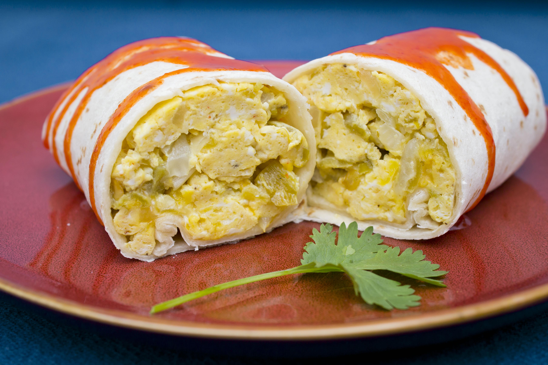 Breakfast Burritos Breakfasts