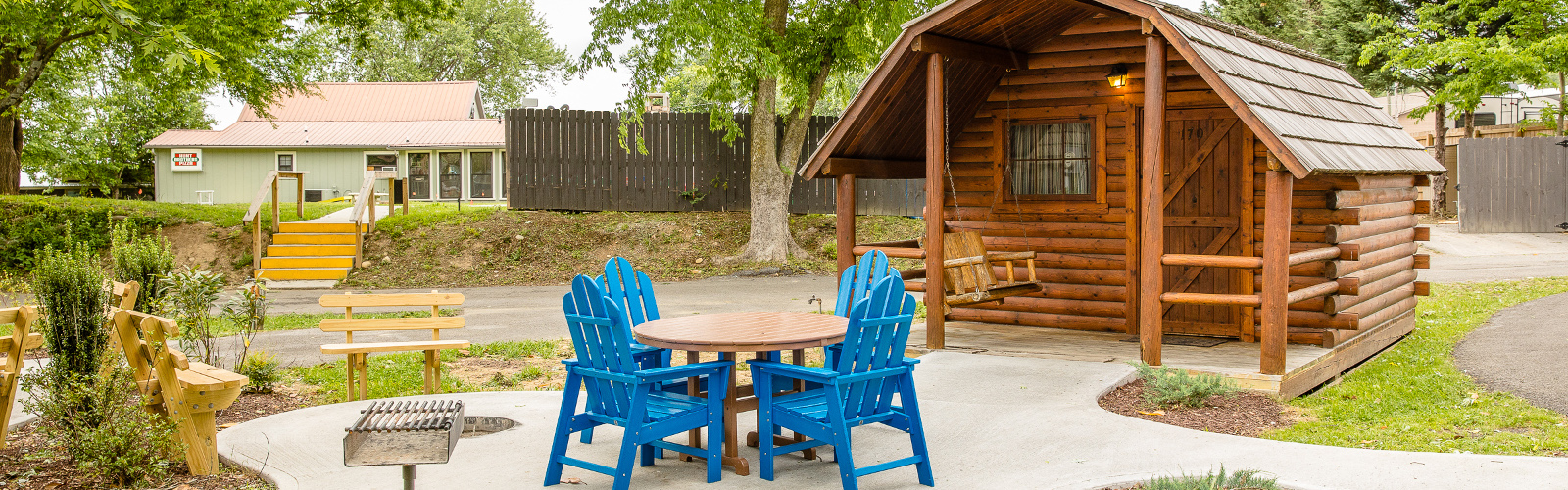Cabin camping camping cabin rentals koa campgrounds for Camping cabins plans