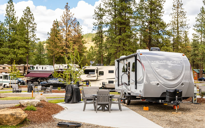 When you plan your group event at a KOA Campground, you know you're about to experience consistent high-quality amenities and friendly experienced customer service