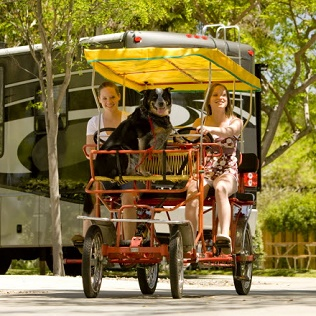 RV Campgrounds & RV Sites | RV Camping at KOA Campgrounds