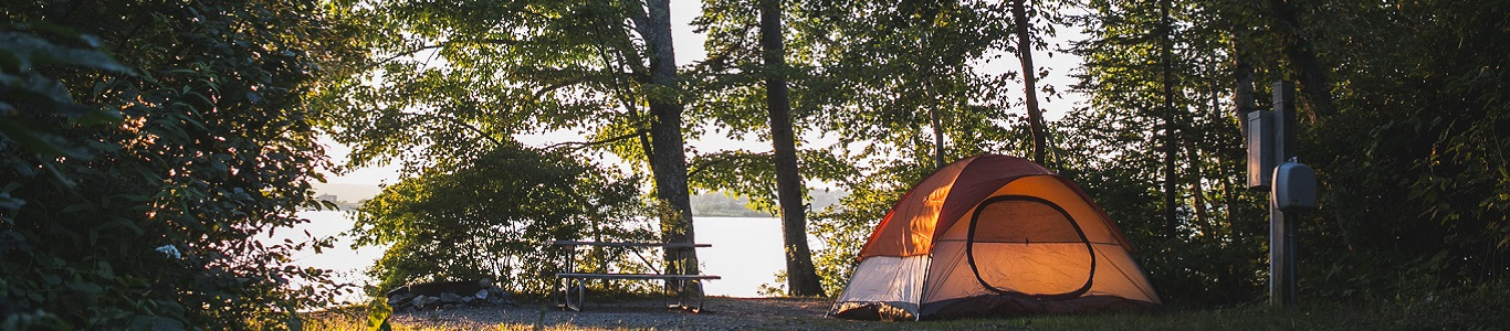 Tent Camping, Tent Sites & Campgrounds | KOA Tent Camping