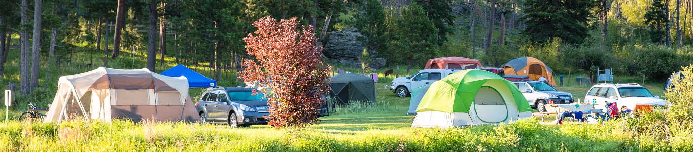 tent camping camp site koa near campgrounds reserving stay ways