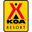 KOA Resort Logo